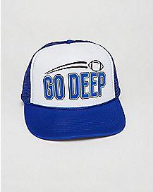 Go Deep Trucker Hat
