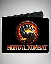 Mortal Kombat Bifold Wallet