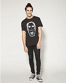 Glow in the Dark Zombie T shirt
