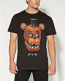 Five Nights at Freddy's Its Me T shirt