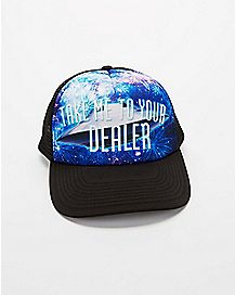 Take Me To Your Dealer Trucker Hat