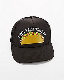 Lets Taco Trucker Hat