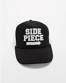 Side Piece Trucker Hat
