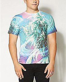 Cannabis Sublimated T shirt