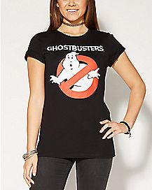 No Ghosts Ghostbusters T shirt