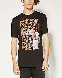 Pancake! Deadpool T Shirt