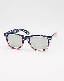 Stars Tribal Print Sunglasses