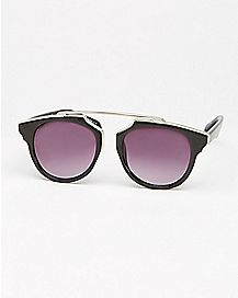 Open Nose Fashion Sunglasses