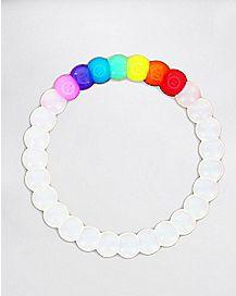 Rainbow Equality Bracelet