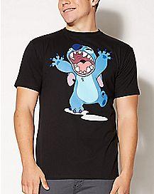 Lilo & Stitch Roar T Shirt - Disney
