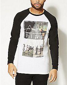 Raglan Pink Floyd T shirt