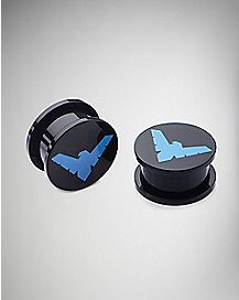 Black Nightwing Plug 2 Pack