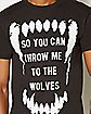 Wolf Bring Me The Horizon T shirt