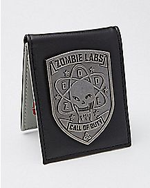 Call of Duty Badge Bifold Wallet