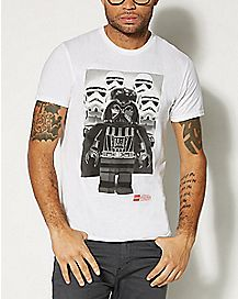 Lego Darth Vader Star Wars T shirt