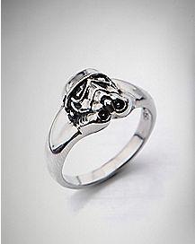 Stormtrooper Star Wars Ring