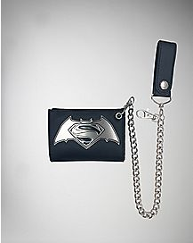 Dawn of Justice Batman v Superman Chain Wallet