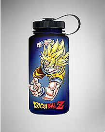 Dragon Ball Z Water Bottle 32 oz