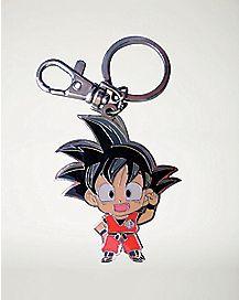 Dragon Ball Z Goku Keychain