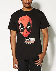 Deadpool Insufferable T Shirt - Marvel Comics