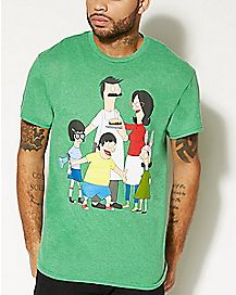 Bobs Burgers T shirt