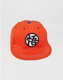 Embroidered Dragon Ball Z Snapback Hat