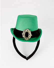 St Patrick Cocktail Hat Headband