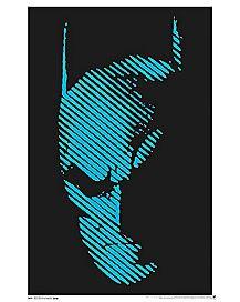 Batman Blacklight Poster