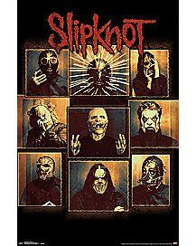Bulletproof Slipknot Poster