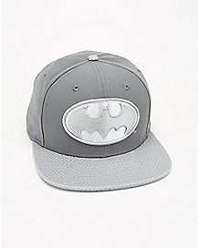 New Era Reflective DC Comics Batman Snapback Hat