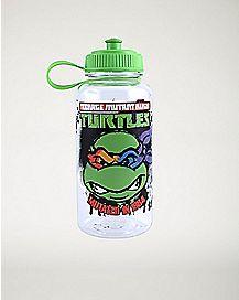 Mutated In 1984 TMNT Water Bottle 32 oz