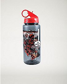 Chimichanga Deadpool Water Bottle 25 oz. -  Marvel