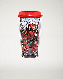 Deadpool Travel Mug 16 oz. - Marvel Comics