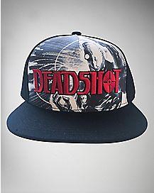 Deadshot Snapback Hat