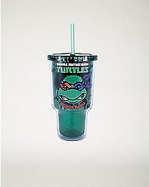 Mutated in 1984 TMNT Cup With Straw - 32 oz.