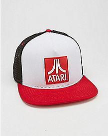Atari Trucker Hat