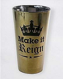 Make It Reign Pint Glass 16 oz