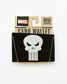 Punisher Marvel Slim ID Wallet