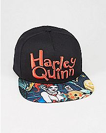 DC Comics Forever Evil Harley Quinn Snapback Hat