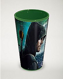 Oliver Queen Arrow Pint Glass - 16 oz