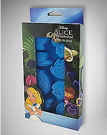 Alice In Wonderland Ice Tray