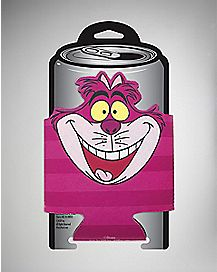 We're All Mad Here Cheshire Cat Can Cooler - Alice in Wonderland