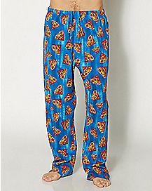 Superman Logo Lounge Pants