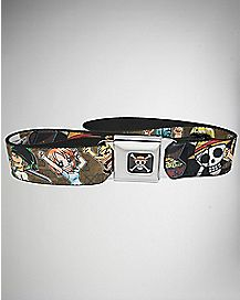 Character One Piece Seatbelt Belt