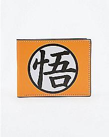 Dragonball Z Emblem Bifold Wallet