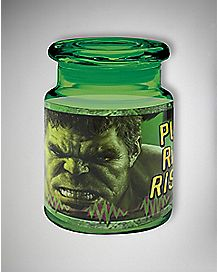 Hulk Avengers Storage Jar 6 oz