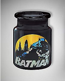 Iridescent Batman Storage Jar - 6 oz.