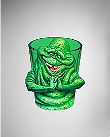 Slimer Ghostbusters Molded Shot Glass - 1.5 oz