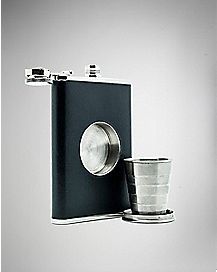 Flask Shot Set 8 oz