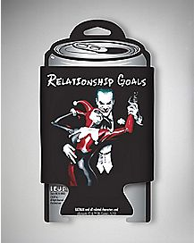 Relationship Goals Joker & Harley Quinn Can Cooler